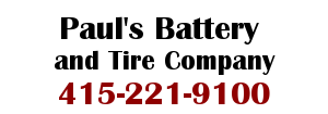 Paul's Battery and Tire Company